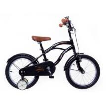 Neuzer Cruiser gyerek kerékpár 16'', fekete