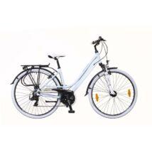 Neuzer Ravenna 100 Női Trekking kerékpár, agydinamós