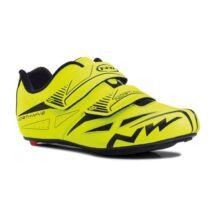 Northwave Jet Evo országúti cipő, fluo sárga