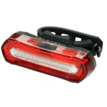 Hátsó villogó 16 LED (USB)