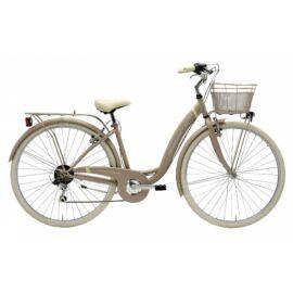 Adriatica Panda női city kerékpár 28 - homok
