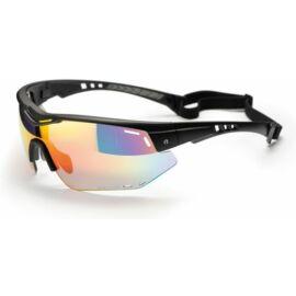 Bikefun Shark napszemüveg - fekete