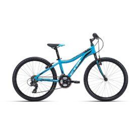 CTM ROCKY 1.0 24 gyerek kerékpár (kék)