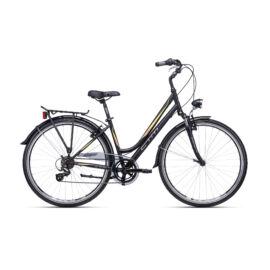 CTM FLORENCE trekking kerékpár (fekete)