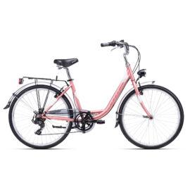 CTM OLIVIA 2.0 26 city kerékpár (arany)
