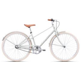 CTM Cité agyváltós city kerékpár, szürke