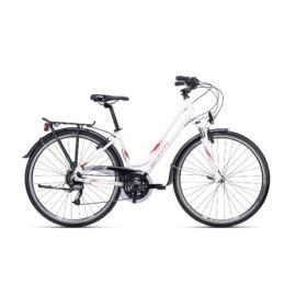 CTM AMBER 1.0 trekking női kerékpár (fehér)