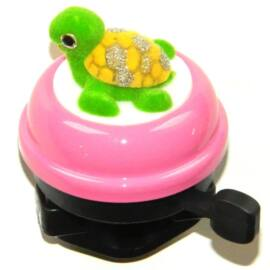 Velotech teknős csengő