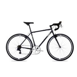 Csepel Rapid 2.0 Sora gravel kerékpár - fekete