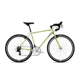 Csepel Rapid 3* gravel kerékpár - zöld