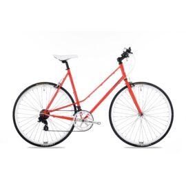 Csepel Torpedo 3* Lady  fitness kerékpár - piros