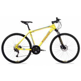 Csepel Woodlands Cross 1.1 cross kerékpár, sárga