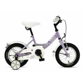 """Csepel Lily gyerek kerékpár 12"""", lila"""