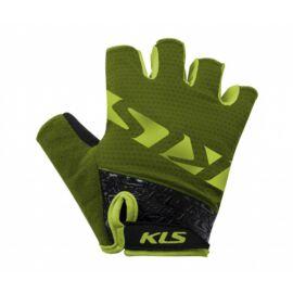 KLS Lash rövid ujjú kesztyű - forest