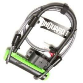 Onguard Neon U-lakat+cable
