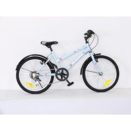 Neuzer Alpha City gyerekkerékpár 20'', 6seb, kék