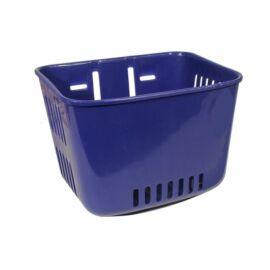 Műanyag gyerek kosár (Sötét kék)