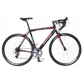Neuzer Whirlwind 50 országúti kerékpár, piros