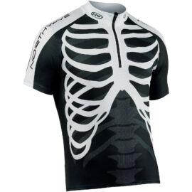 Northwave Skeleton rövid ujjú mez - fekete-fehér