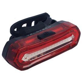 Velotech USB hátsó lámpa 16 LED, 30 lumen