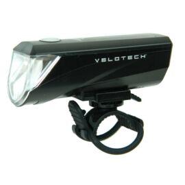 Velotech első lámpa, 3W Led alu