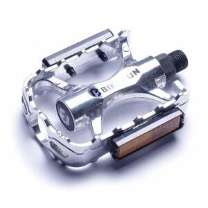 Bikefun Uplander pedál - ezüst