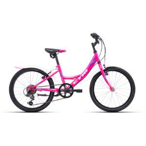 CTM MAGGIE 2.0 gyerek kerékpár 20'', pink