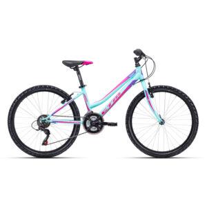 CTM MONY gyerek kerékpár 24'', türkiz