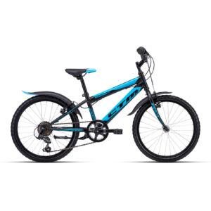 CTM SCOOBY 2.0 gyerek kerékpár 20'', kék