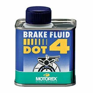 Motorex Brake Fluid DOT 4 fékfolyadék (250ml)