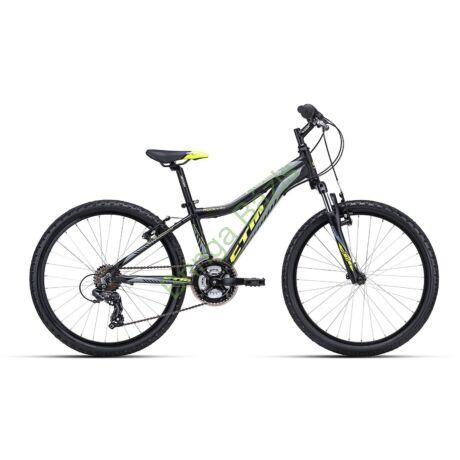 CTM ROCKY 2.0 24 gyerek kerékpár (sárga)