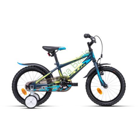 CTM TOMMY 16 gyerek kerékpár (kék)