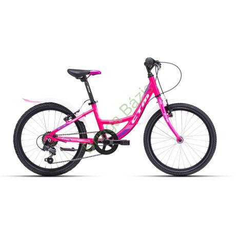 CTM ELLIE 20 gyerek kerékpár (pink)