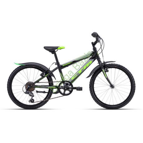 CTM SCOOBY 2.0 20 gyerek kerékpár (zöld)