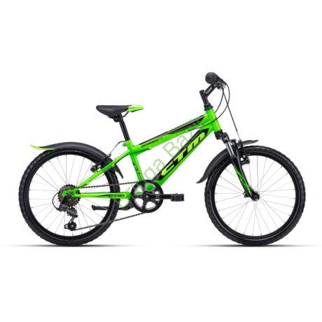 CTM SCOOBY 3.0 20 gyerek kerékpár (zöld)