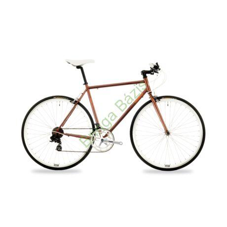 Csepel Torpedo 3*  2.0 Sora fitness kerékpár - barna