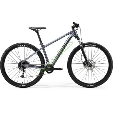 Merida Big Nine 200 MTB 29 kerékpár (Fekete)