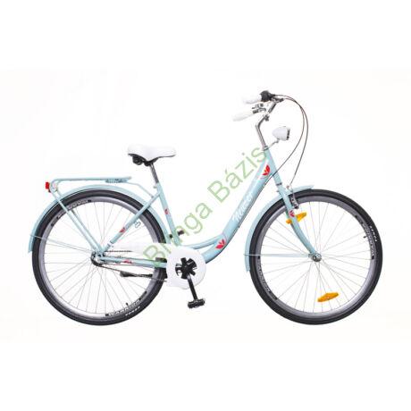 Neuzer Balaton Plus női city kerékpár - celeste
