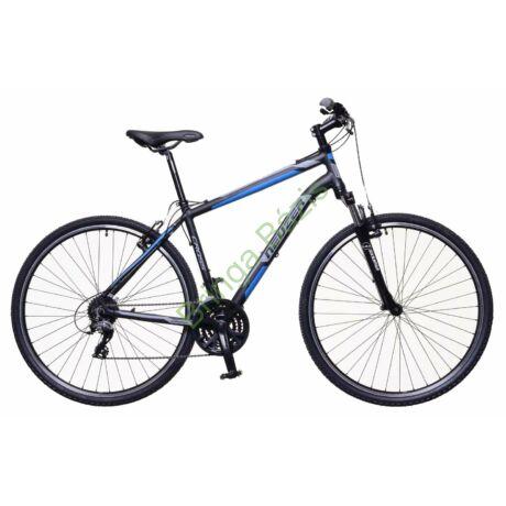 Neuzer X200 Cross kerékpár, fekete-kék