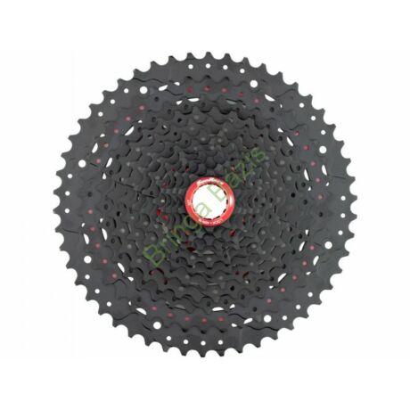Sunrace CSMZ91X 12 sebességes fogaskoszorú, fekete