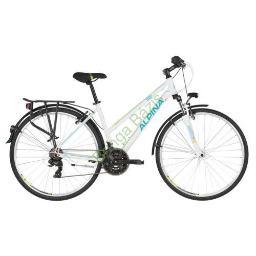 463e1680792e Alpina Eco LT10 trekking kerékpár női (fehér)