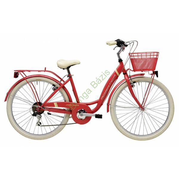 Adriatica Panda női city kerékpár 26 - korall