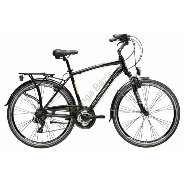 Adriatica Sity 2 férfi trekking kerékpár - fekete