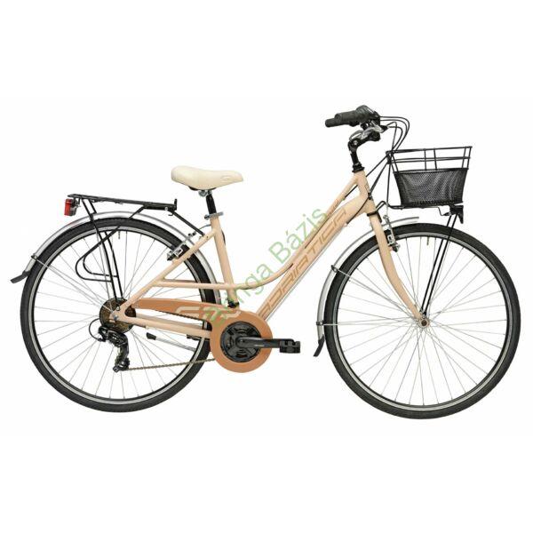 Adriatica Sity 3 női trekking kerékpár, 18seb - rosa