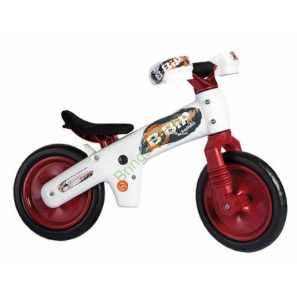 Belleli BIP futókerékpár (Fehér/Piros)