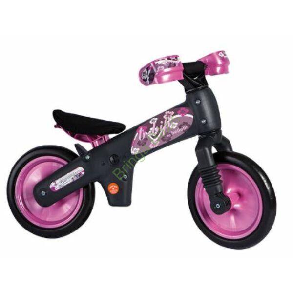 Belleli BIP futókerékpár (Fekete/Pink)
