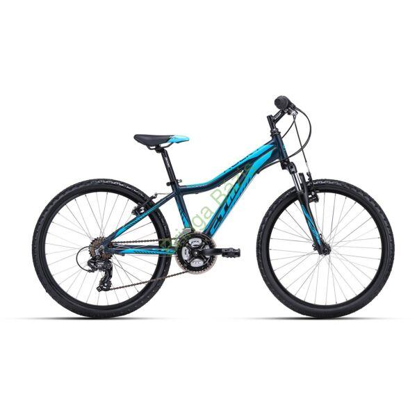 CTM ROCKY 2.0 24 gyerek kerékpár (kék)