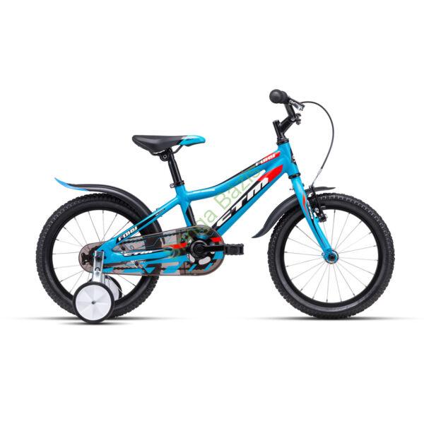 CTM FOXY 16 gyerek kerékpár (kék)