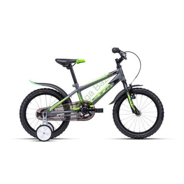 CTM TOMMY 16 gyerek kerékpár (sárga)