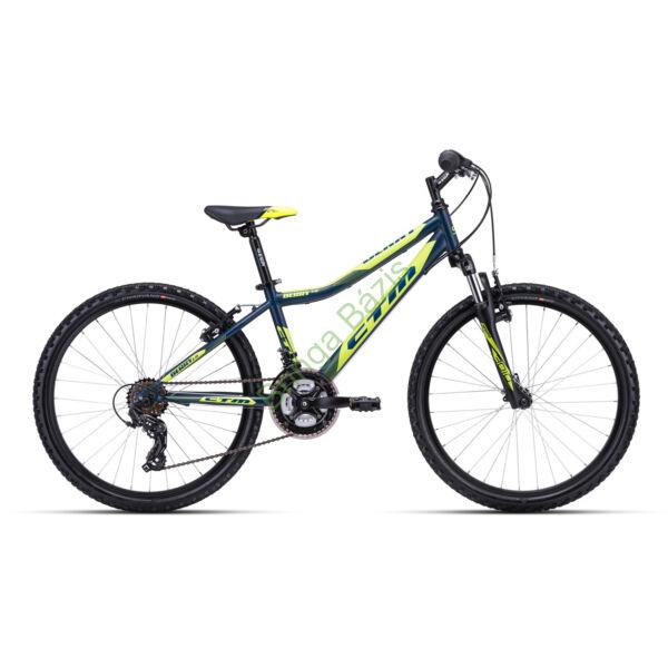CTM BERRY 2.0 24 gyerek kerékpár (zöld)